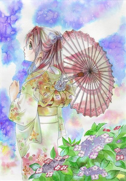 Tags: Anime, Yuhka, Pixiv, Original