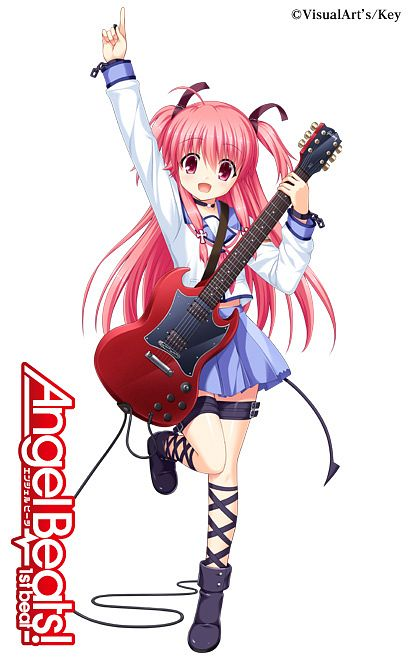 Yui (Angel Beats!) - Angel Beats!