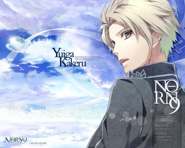 Tags: Anime, IDEA FACTORY, NORN9 ~Norn + Nonette~, Yuiga Kakeru, Wallpaper, Official Art, Official Wallpaper