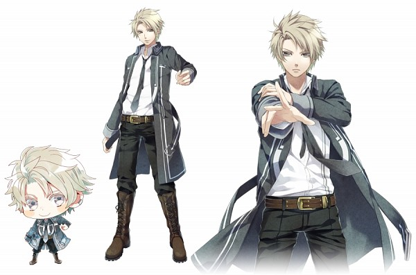 Tags: Anime, IDEA FACTORY, NORN9 ~Norn + Nonette~, Yuiga Kakeru, Official Art