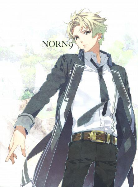 Tags: Anime, Teita, NORN9 ~Norn + Nonette~, Yuiga Kakeru, DVD (Source), Official Art, Scan