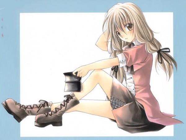 Yuizaki Hiyono - Spiral (Manga)