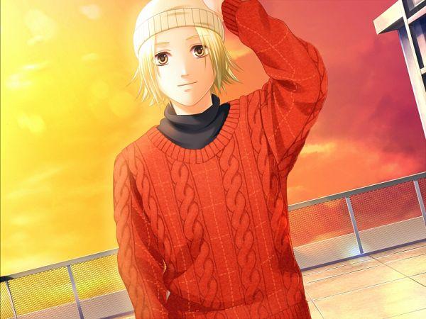 Tags: Anime, Mirai-soft, Sumire no Tsubomi, Yuki (Sumire no Tsubomi), CG Art