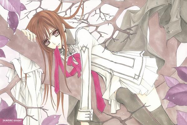 Tags: Anime, Hino Matsuri, Yuki Cross, Official Art
