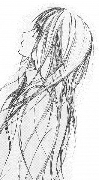 Tags: Anime, Hino Matsuri, Vampire Knight, Yuki Cross, Mobile Wallpaper, Manga Page, Scan