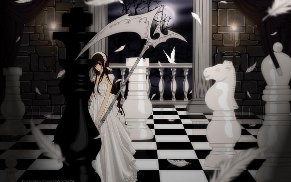 Tags: Anime, Vampire Knight, Yuki Cross, Chess, Wallpaper