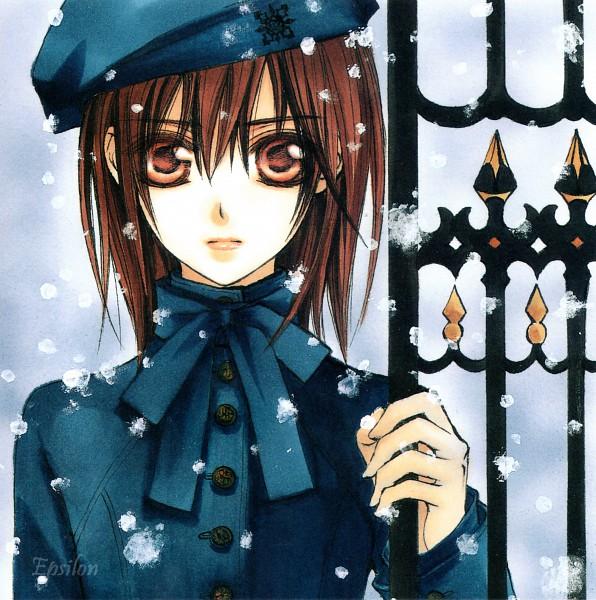 Tags: Anime, Hino Matsuri, Vampire Knight Illustrations, Vampire Knight, Yuki Cross, Official Art