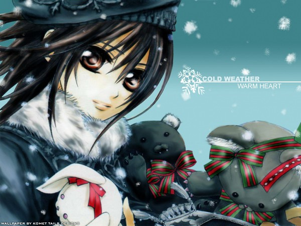 Tags: Anime, Vampire Knight, Yuki Cross, Wallpaper