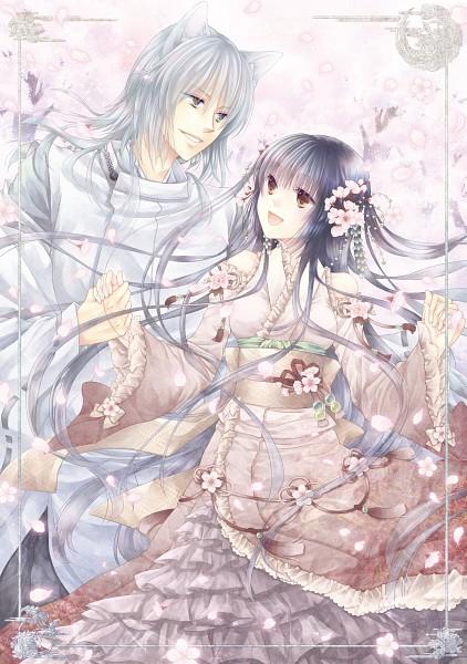 Tags: Anime, Yuki Hanana, Pixiv, Original, Mobile Wallpaper