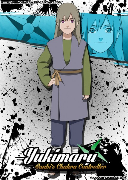 Naruto shippuden yukimaru
