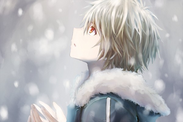 Tags: Anime, Pixiv Id 28913, Noragami, Yukine (Noragami), Fanart, Fanart From Pixiv, PNG Conversion, Pixiv