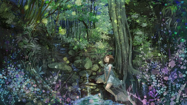 Tags: Anime, Yukinokoe, PNG Conversion, Pixiv, Original, Facebook Cover, Wallpaper