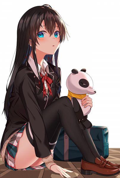 Tags: Anime, Pixiv Id 19095613, Yahari Ore no Seishun Love Come wa Machigatteiru, Yukinoshita Yukino, Fanart From Pixiv, Pixiv, Fanart