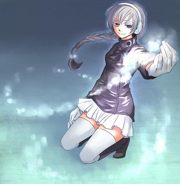 Tags: Anime, UTAU, VOCALOID, Yukiuta, Sekka Yufu
