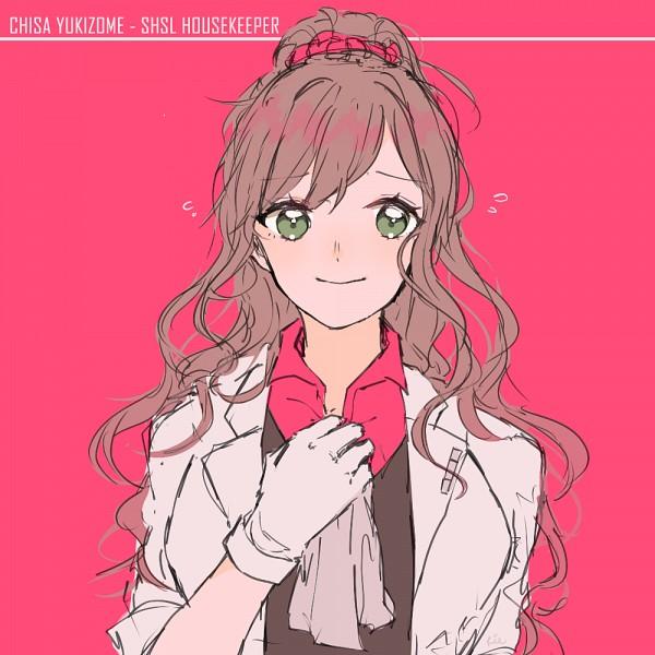 Tags: Anime, Danganronpa 3: The End of Kibougamine Gakuen - Mirai-hen, Yukizome Chisa, Artist Request