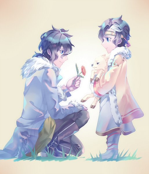 Tags: Anime, Pixiv Id 9166095, Sirius the Jaeger, Yuliy, Fanart, Fanart From Pixiv, Pixiv