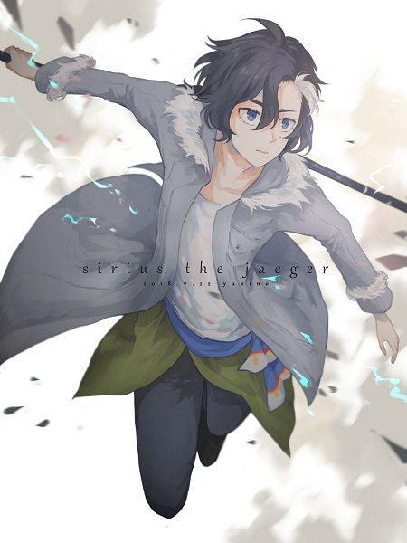 Tags: Anime, Pixiv Id 30348407, Sirius the Jaeger, Yuliy, Fanart From Pixiv, Pixiv, Fanart