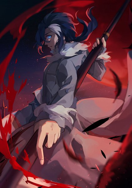 Tags: Anime, Pixiv Id 7907732, Sirius the Jaeger, Yuliy, Fanart From Pixiv, Pixiv, Fanart