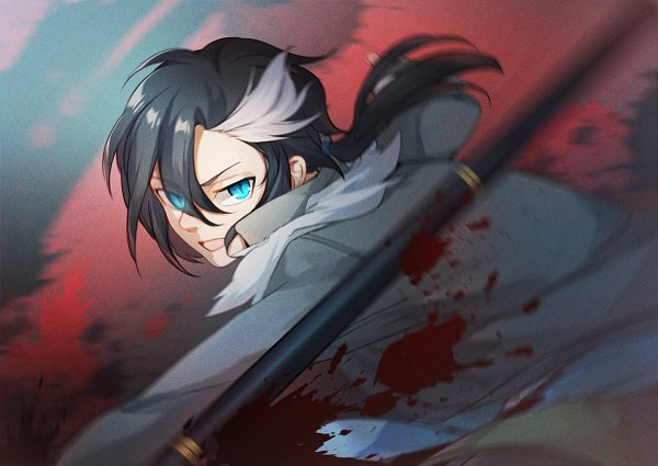 Tags: Anime, Pixiv Id 7907732, Sirius the Jaeger, Yuliy, Pixiv, Fanart, Fanart From Pixiv