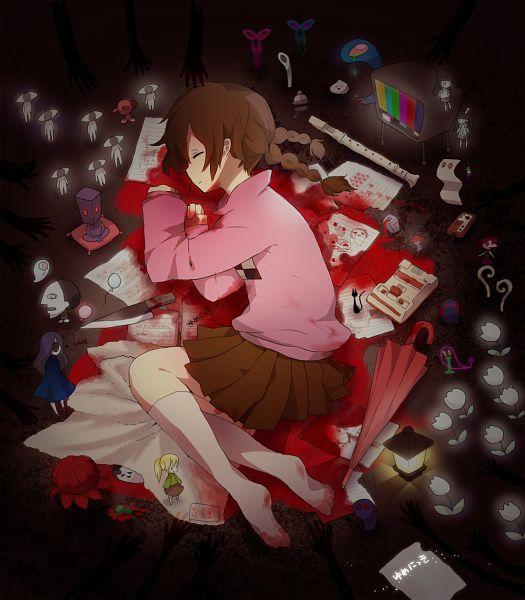 Tags: Anime, Apollo Miya, Yume Nikki, Kyukyu-kun, Black Cat (Yume Nikki), Monoko, Tokuto-kun, Dave Spector, Sekomumasada Sensei, Fisherman (Yume Nikki), Monoe, Mafurako, Eye Man (Yume Nikki), Dream Diary