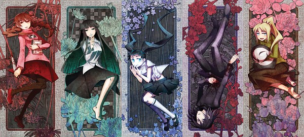 Tags: Anime, Pixiv Id 1438800, Yume Nikki, Poniko, Monoko, Monoe, Sekomumasada Sensei, Madotsuki, Uboa, Blood On Weapons, Pixiv, Fanart, Fanart From Pixiv, Dream Diary