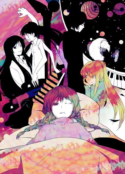 Tags: Anime, Ichika (Pixiv382325), Yume Nikki, Yuki Onna (Yume Nikki), Shitaisan, Madotsuki, Mafurako, Uboa, Kyukyu-kun, Poniko, Kamakurako, Monoko, Sekomumasada Sensei, Dream Diary