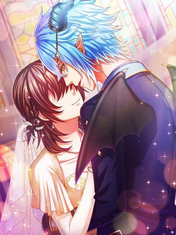 Tags: Anime, Yume Oukoku to Nemureru 100-nin no Ouji-sama, Ira (Yume-100), Heroine (Yume-100), Blue Jacket, CG Art, 100 Sleeping Princes And The Kingdom Of Dreams
