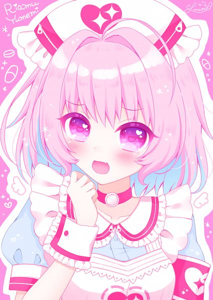 Tags: Anime, Luna (Pixiv3619172), THE iDOLM@STER: Cinderella Girls, Yumemi Riamu