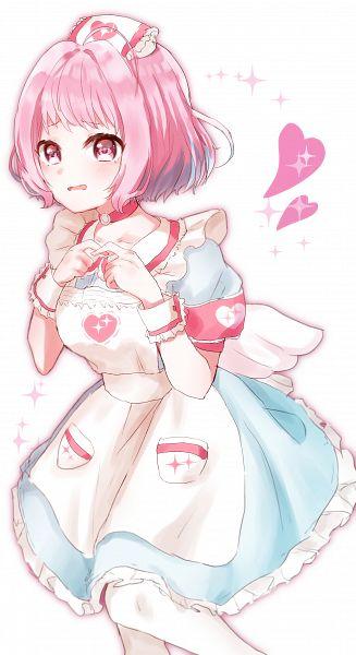 Tags: Anime, Pixiv Id 32849965, THE iDOLM@STER: Cinderella Girls, Yumemi Riamu