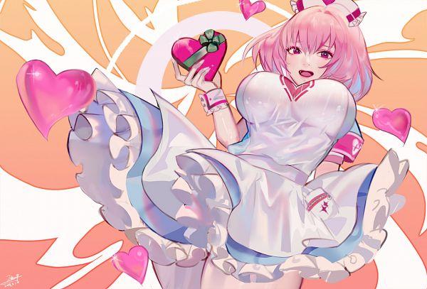 Tags: Anime, Pixiv Id 4448163, THE iDOLM@STER: Cinderella Girls, Yumemi Riamu, Fanart From Pixiv, Pixiv, Fanart