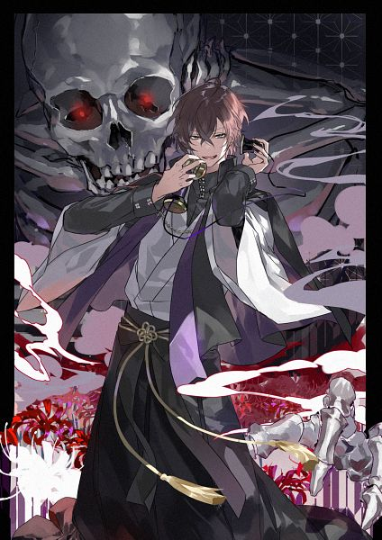 Tags: Anime, SUZ, Hypnosis Mic -Division Rap Battle-, Yumeno Gentarou, Fanart From Pixiv, Pixiv, Fanart