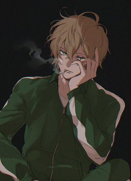 Tags: Anime, Sibaknom, Hypnosis Mic -Division Rap Battle-, Yumeno Gentarou, Twitter, Fanart