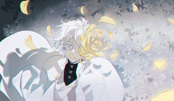 Tags: Anime, KANOSE, Hypnosis Mic -Division Rap Battle-, Yumeno Gentarou