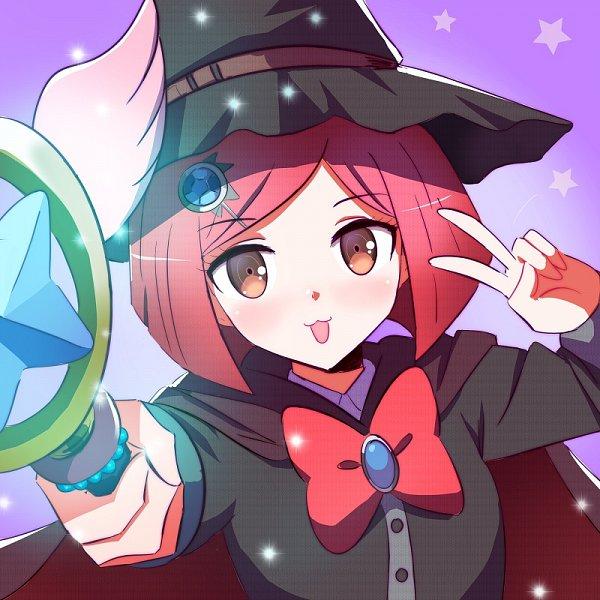 Tags: Anime, Qosic, New Danganronpa V3, Yumeno Himiko