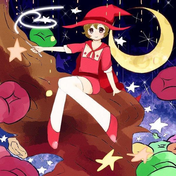 Tags: Anime, Pixiv Id 165719, Mahou Tsukai Sally, Yumeno Sally, Pixiv, Fanart, Fanart From Pixiv