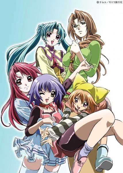 Tags: Anime, Studio DEEN, Yumeria, Neneko, Senjou Kuyou, Mone, Agatsume Mizuki, Senjou Nanase, Official Art
