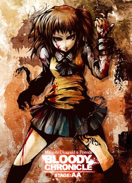 Tags: Anime, Project.C.K., TYPE-MOON, Tsukihime, Yumizuka Satsuki