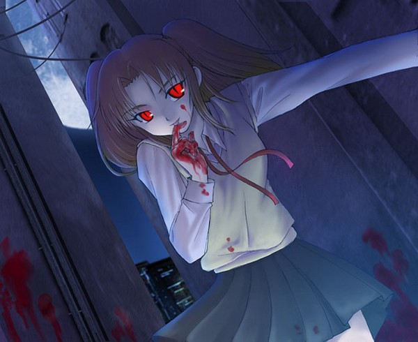 Tags: Anime, TYPE-MOON, Tsukihime, Yumizuka Satsuki