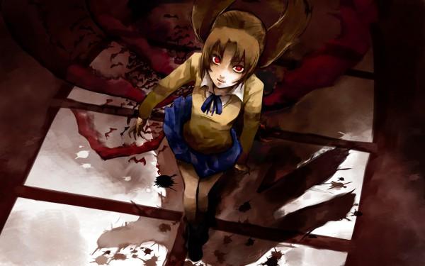 Tags: Anime, TYPE-MOON, Tsukihime, Yumizuka Satsuki, Wallpaper