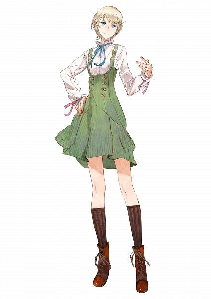 Yumizuru Eleanora - Genei Ibun Roku #FE