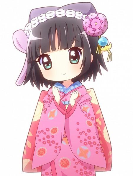 Tags: Anime, Mirai (Sugar), Ikoku Meiro no Croisée, Yune (Ikoku Meiro no Croisee)