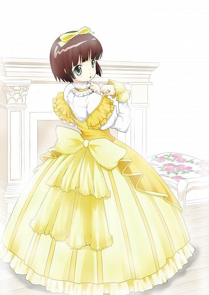 Tags: Anime, Pixiv Id 1549895, Ikoku Meiro no Croisée, Yune (Ikoku Meiro no Croisee)