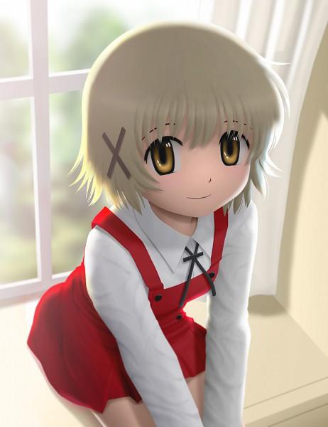 Tags: Anime, Siraha, Hidamari Sketch, Yuno (Hidamari Sketch)