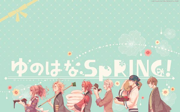 Yunohana SpRING! - Otomate