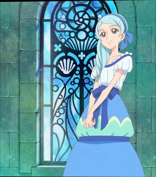 Yura (Pretty Cure) - Go! Princess Precure