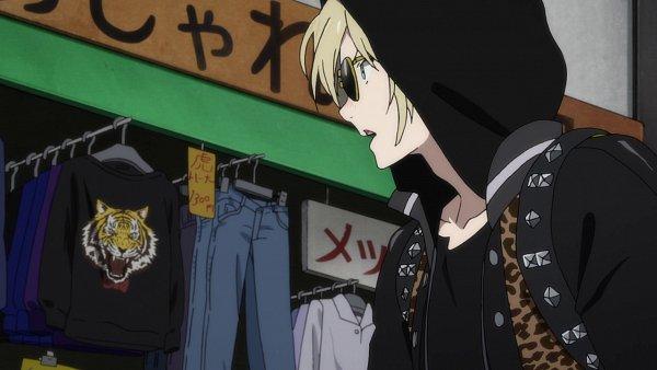 Tags: Anime, Yuri!!! On Ice, Yuri Plisetsky, Screenshot, Wallpaper