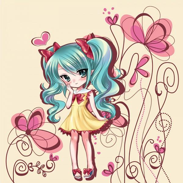 Yuri (Mermaid Melody) - Mermaid Melody Pichi Pichi Pitch