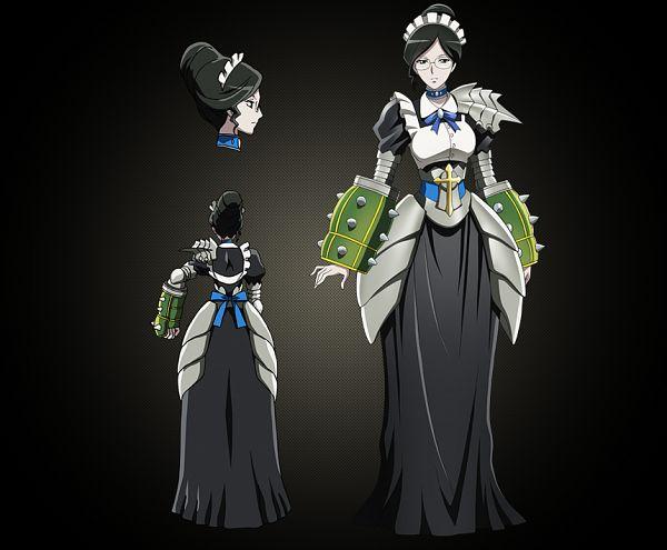 Yuri Alpha - Overlord