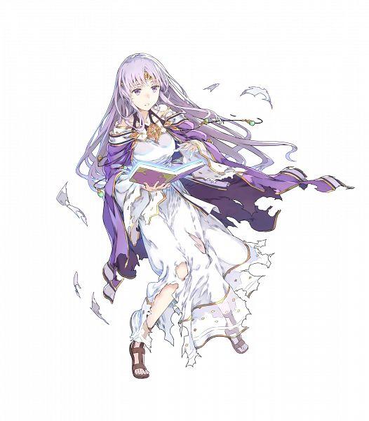 Tags: Anime, Haimura Kiyotaka, Intelligent Systems, Fire Emblem Heroes, Yuria (Fire Emblem), Official Art, PNG Conversion, Julia (fire Emblem)