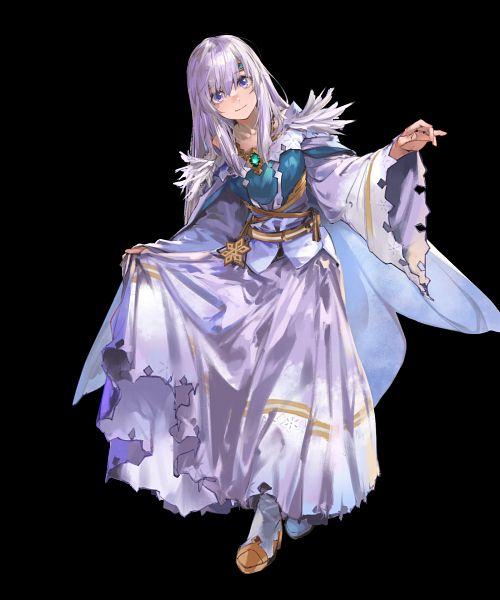 Tags: Anime, Kiriyama, Intelligent Systems, Fire Emblem Heroes, Yuria (Fire Emblem), Official Art, Julia (fire Emblem)